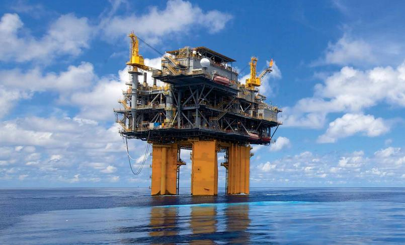 BHP-offshore rig