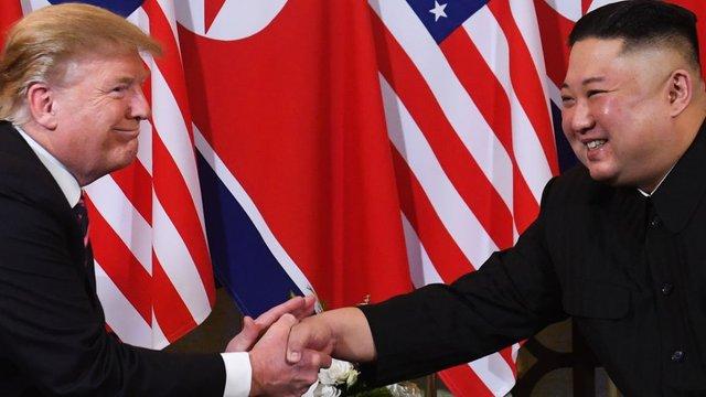 Trump-Kim Summit