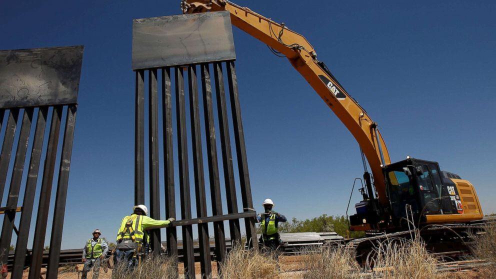 border-wall-construction