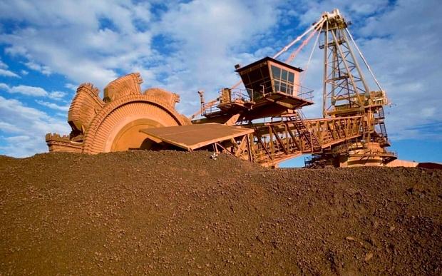 iron ore mining