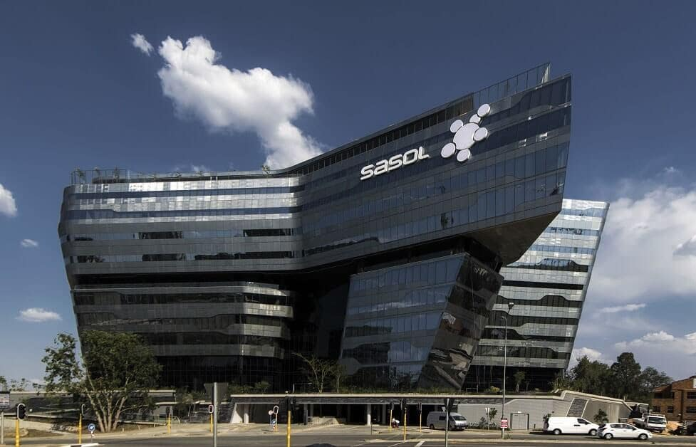 sasol building south africa