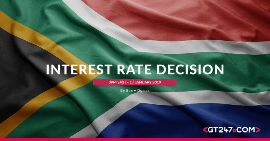 Interest-rate-deicision-South-Africa-Jan-2019