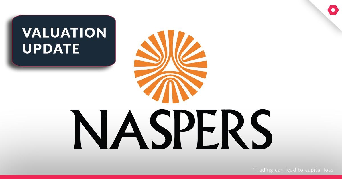 NASPERS-VALUATION-UPDATE
