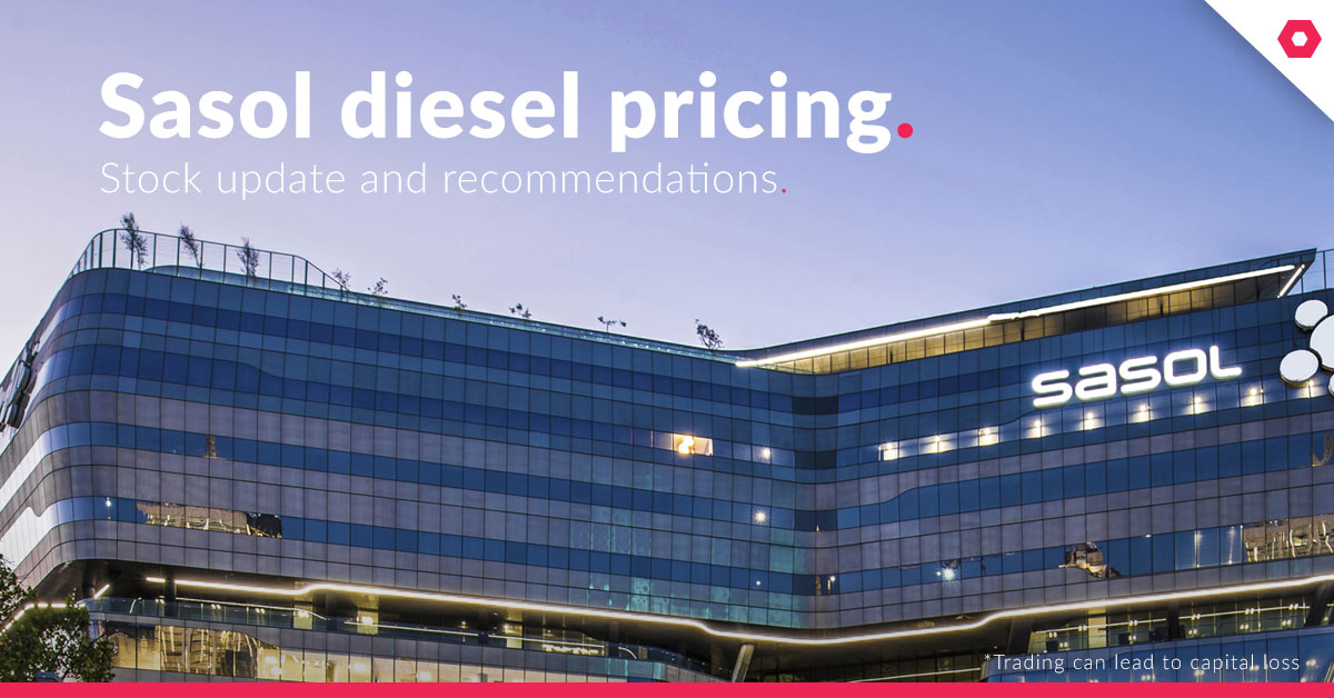Sasol-Deisel-Pricing-Update