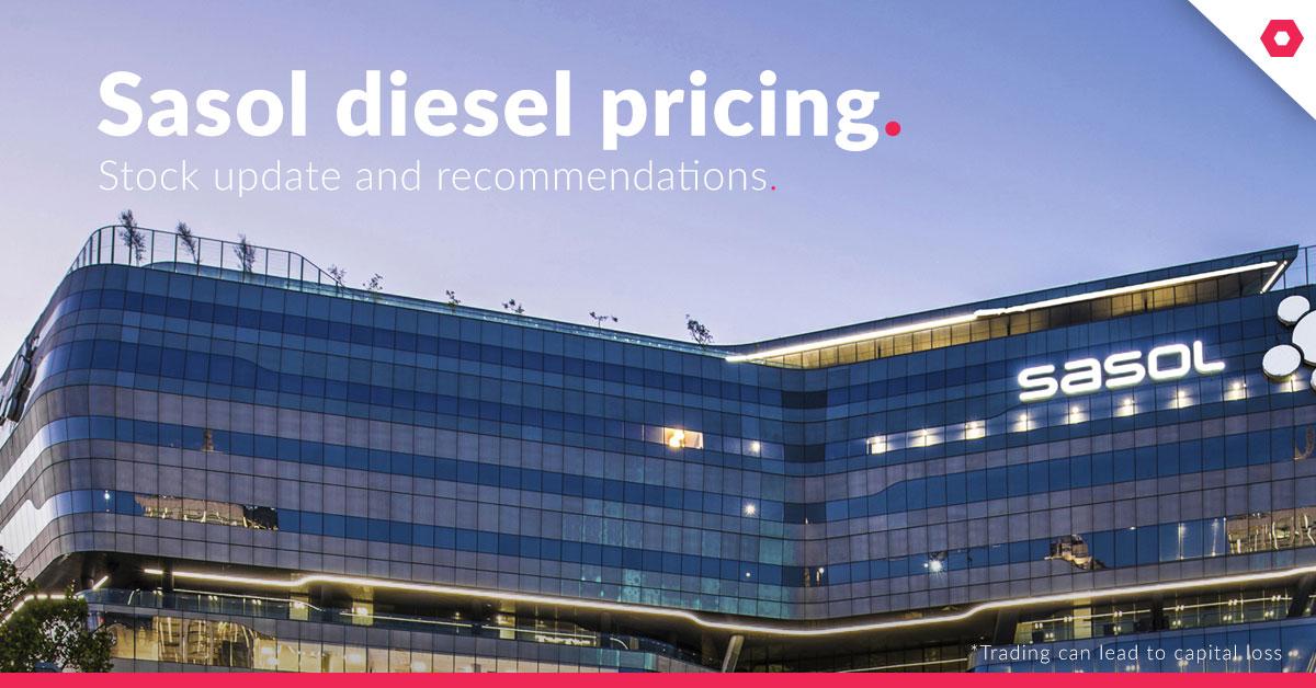 Sasol-Deisel-Pricing-Update