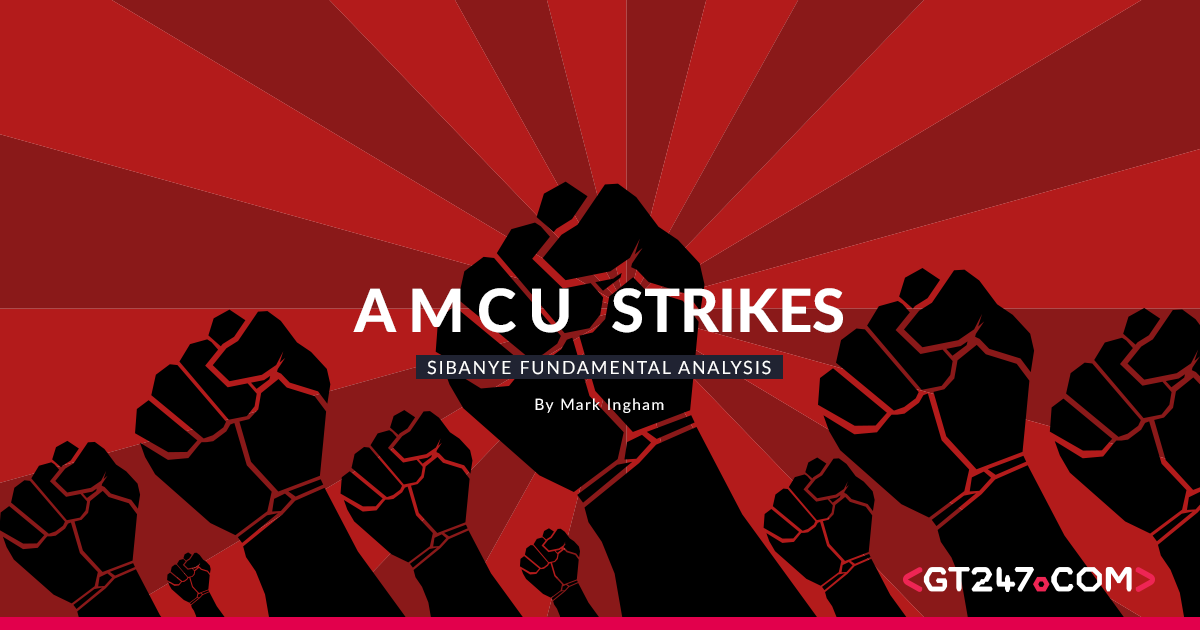 Sibanye-AMCU-STRIKES-fundamental-Stock-Analysis