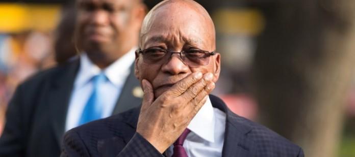 Zuma-urged to step down